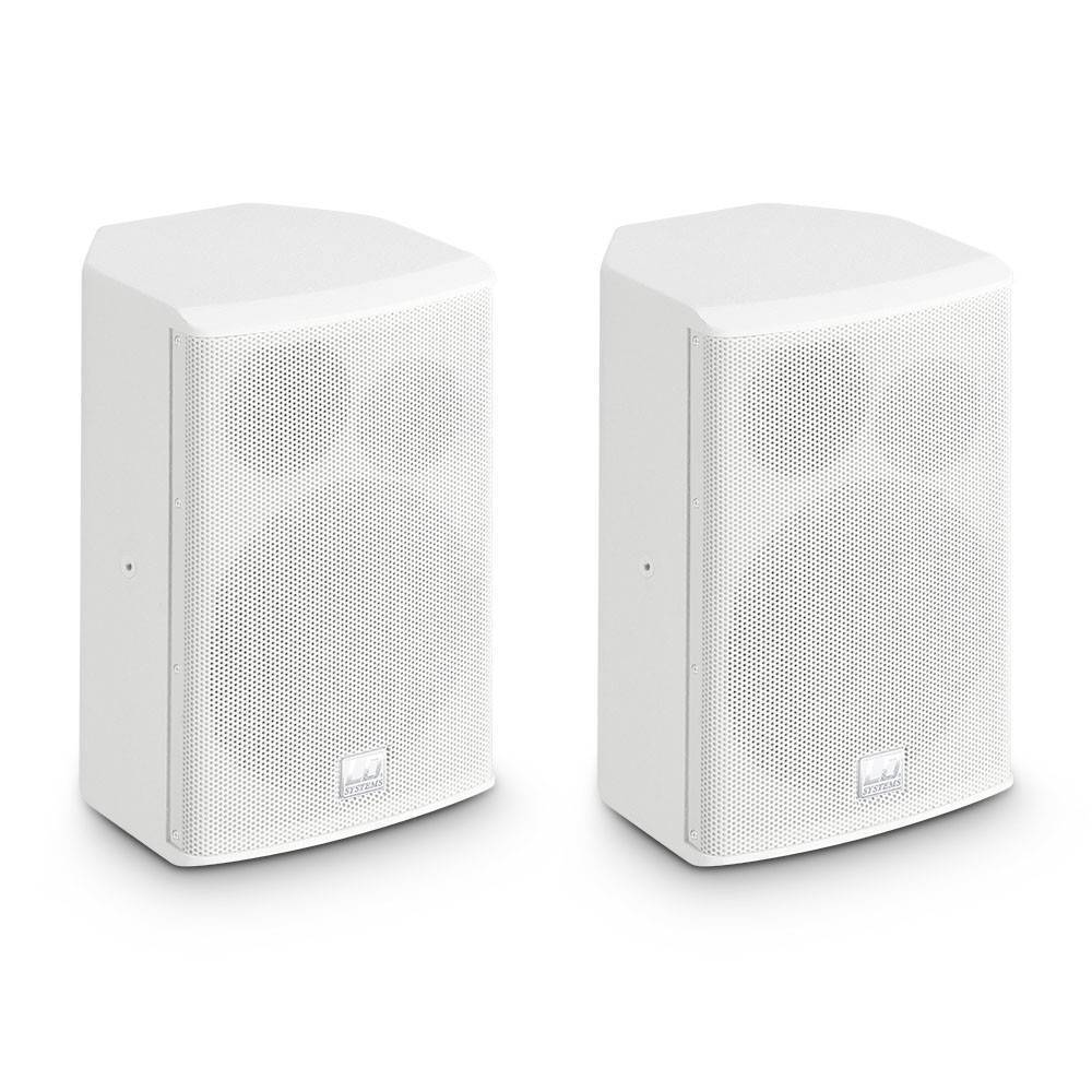 "SAT 62 G2W Caja Acústica Para Instalación 6,5"" Pasivo Blancos (Par)"
