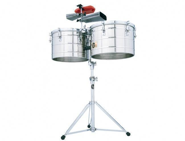 Timbales LP Tito Puente 15/16 LP258S