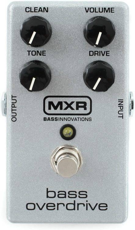Pedal De Efecto MXR Bass Overdrive M89