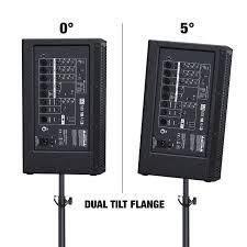 "MIX 102 AG3 Sistema amplificado 10"" con Mezcladora 7 CH Stereo 400+400W (bluetooth)"