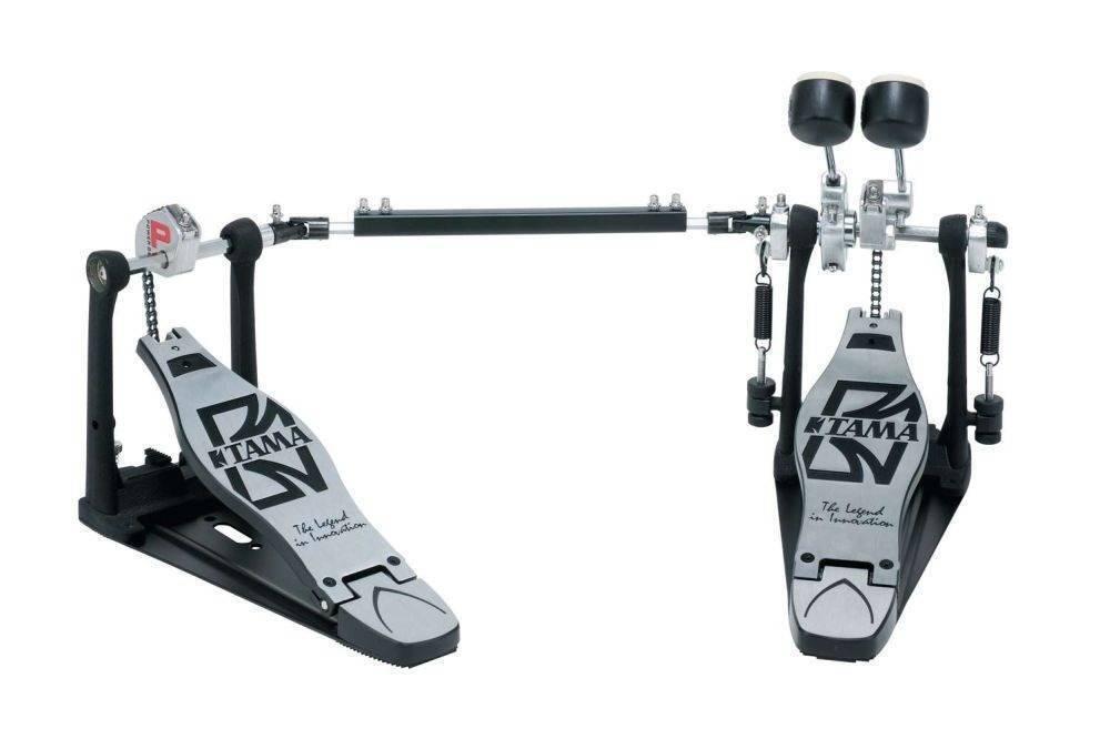 Pedal Bombo Tama Stagemaster Doble Con Estuche HP300TWB