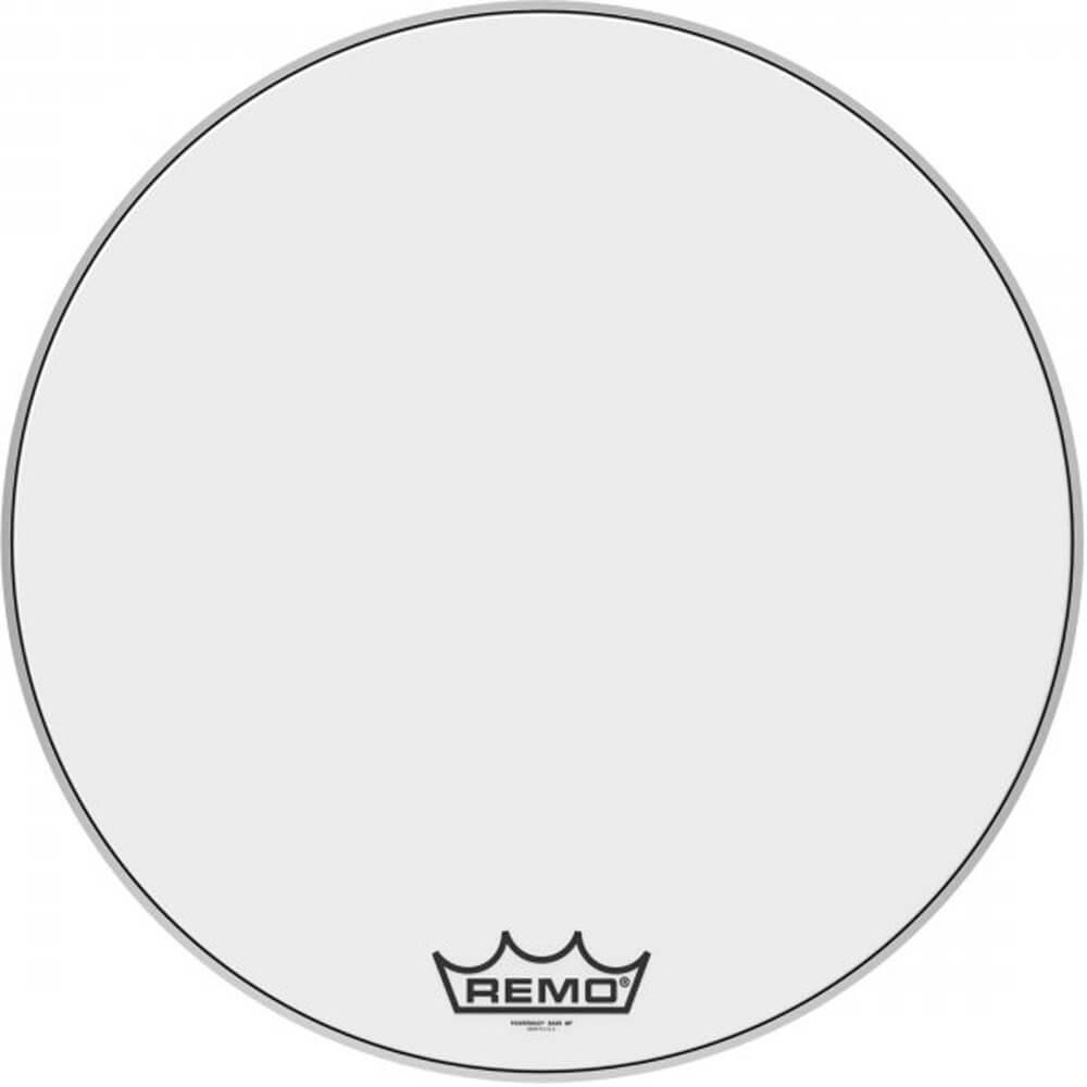 "Parche Remo Powermax 28""Blanco PM-1028-MP"