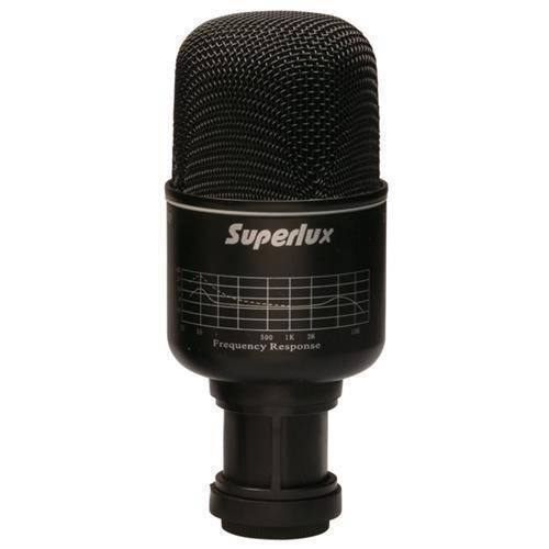 Microfono Dinamico Supercardioide P/ Bombo