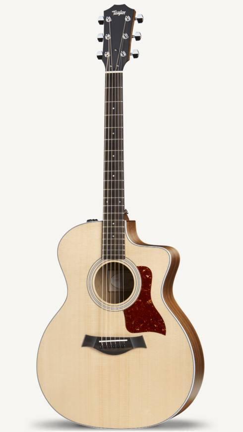 Guitarra Electroacustica Taylor 214ce Con Recorte