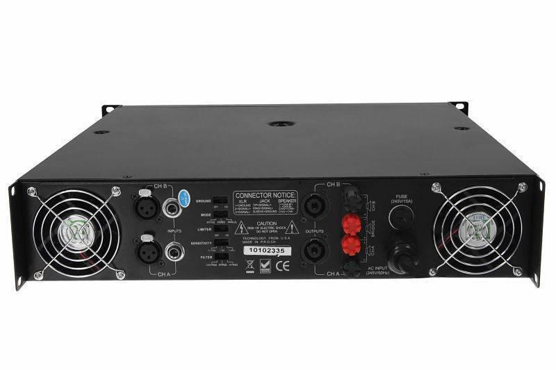 Amplificador American Audio VLP 2500 watts