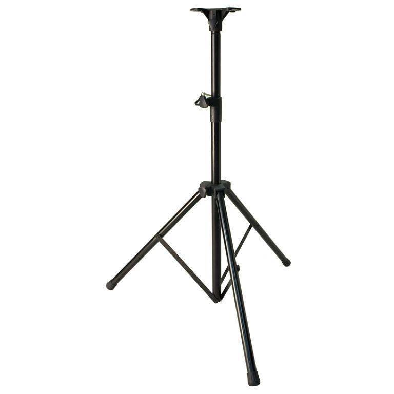 Stand Para Bafle Ultra resistente SPS-410B Color Negro