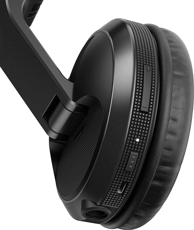 Audífonos Pioneer DJ Stereo Bluetooth Negro