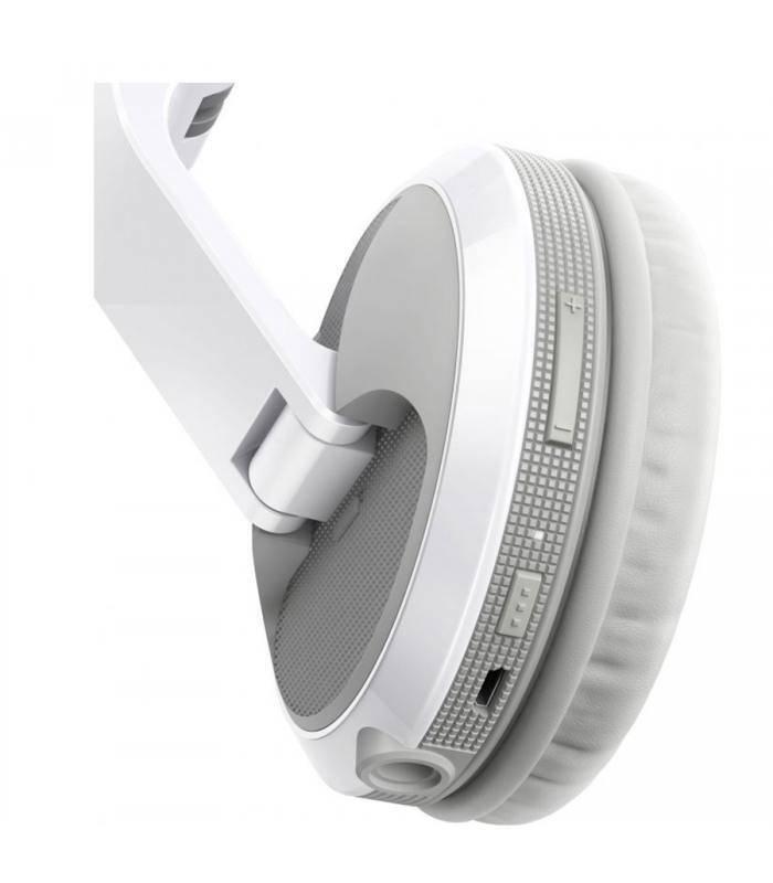 Audífonos Pioneer DJ Stereo Bluetooth Blancos