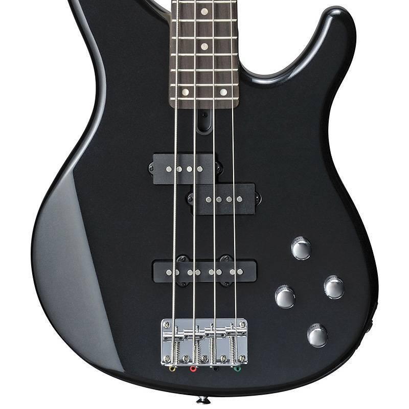 Bajo Glaxy Black Yamaha TRBX204GBL Negro