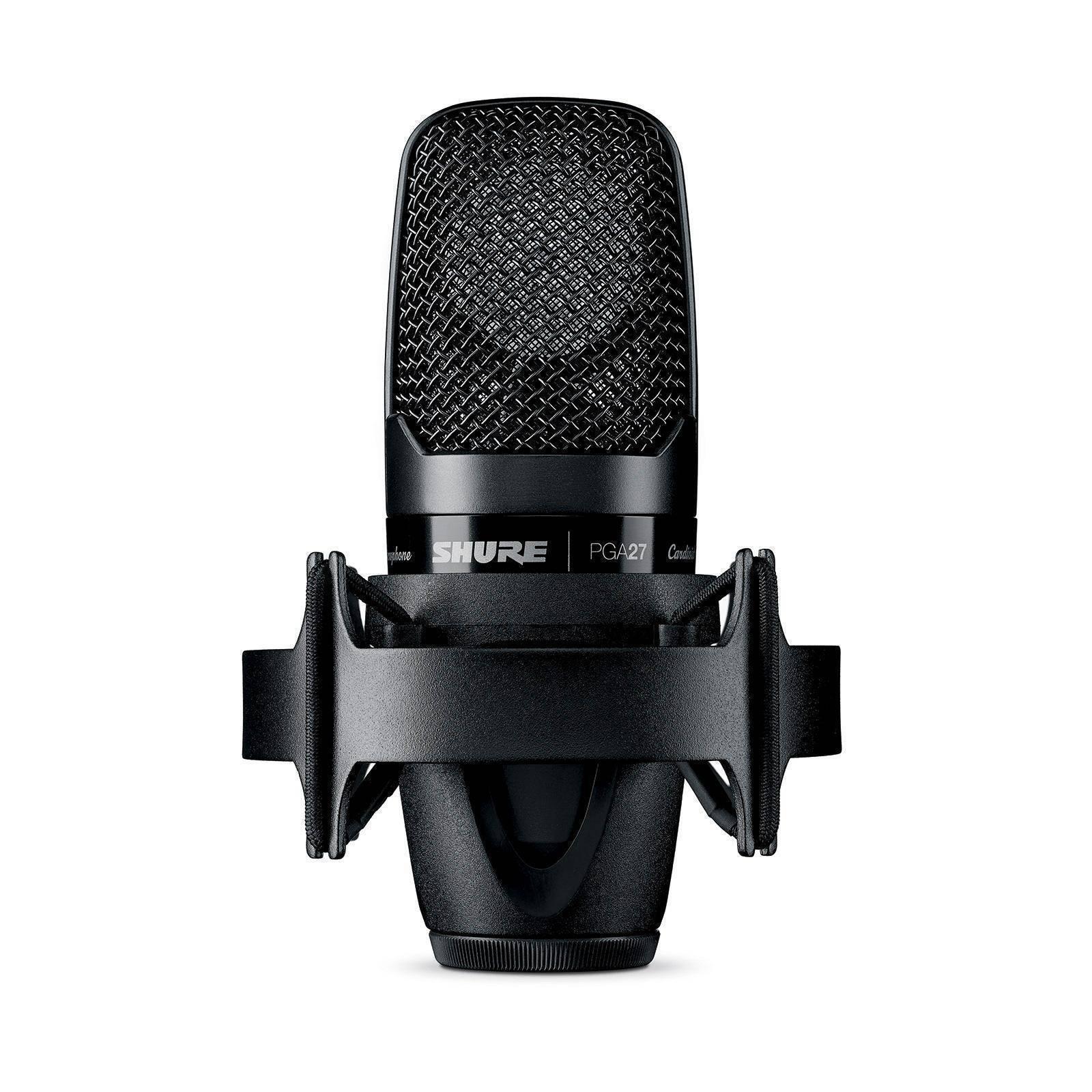 Microfono Grabación, voces, instrumentos, amp de bajo