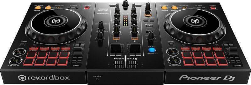 Controlador Pioneer DJ DDJ-400