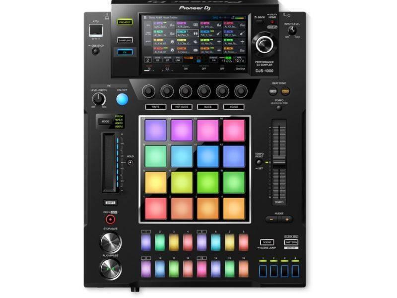 Reproductor PIONEER DJS-1000