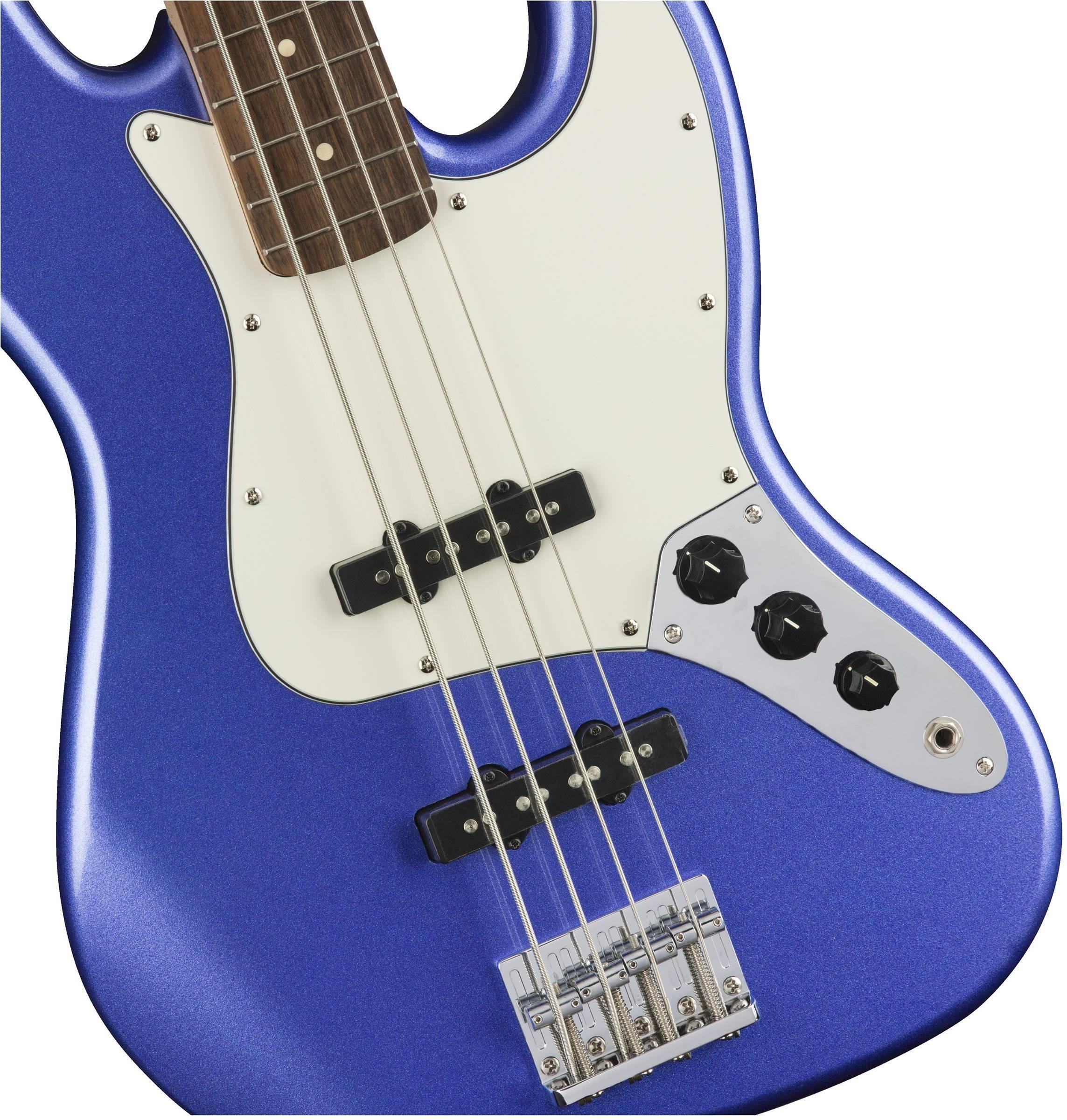 Bajo Eléctrico Fender Contemporary Jazz Azul Metálico 0370400573