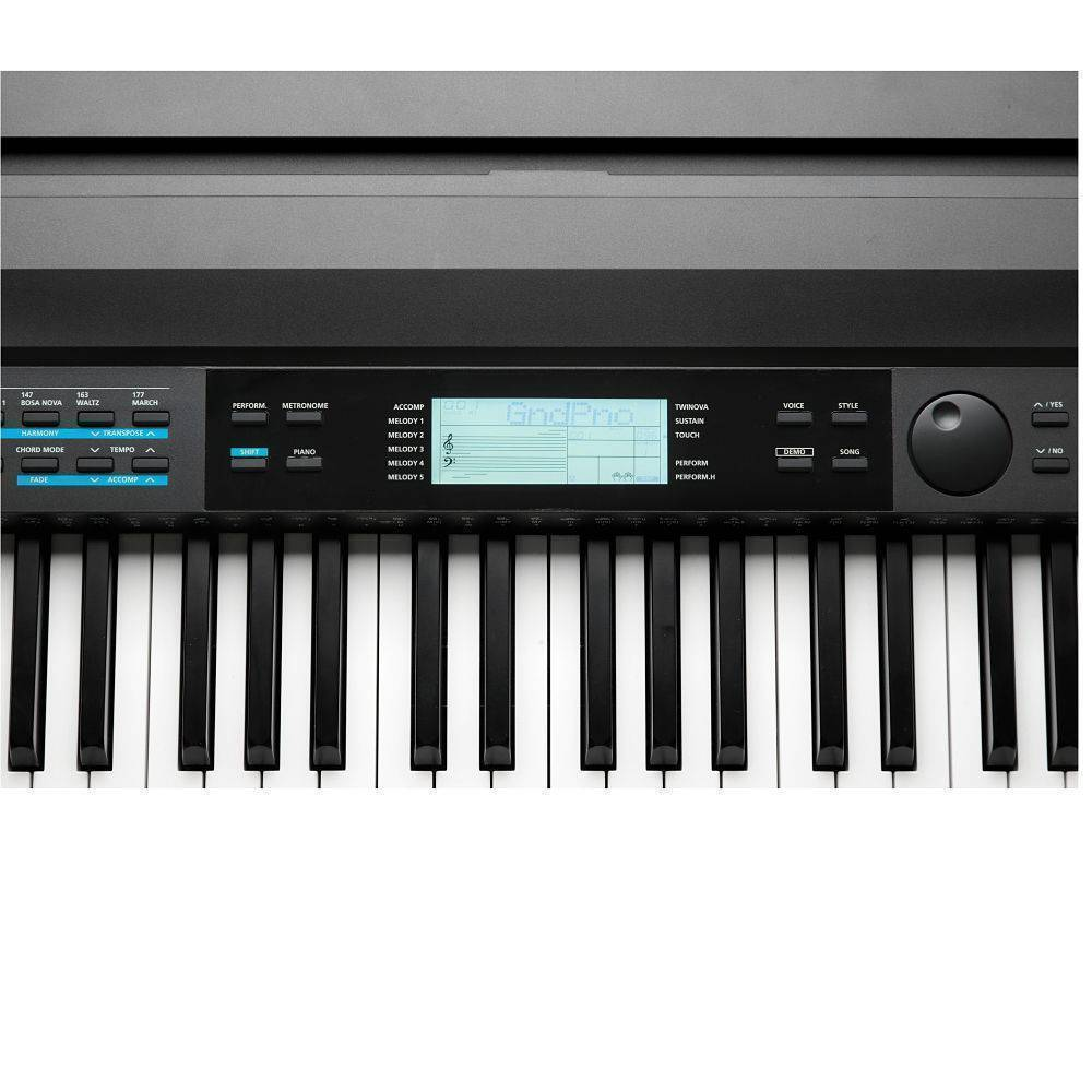 Piano Pro Kurzweil KA120 de 88 teclas de peso completo