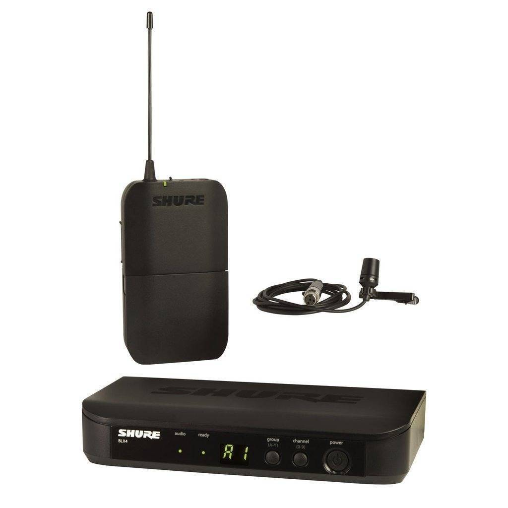 Microfono Sistema Inalambrico Shure BLX14/CVL
