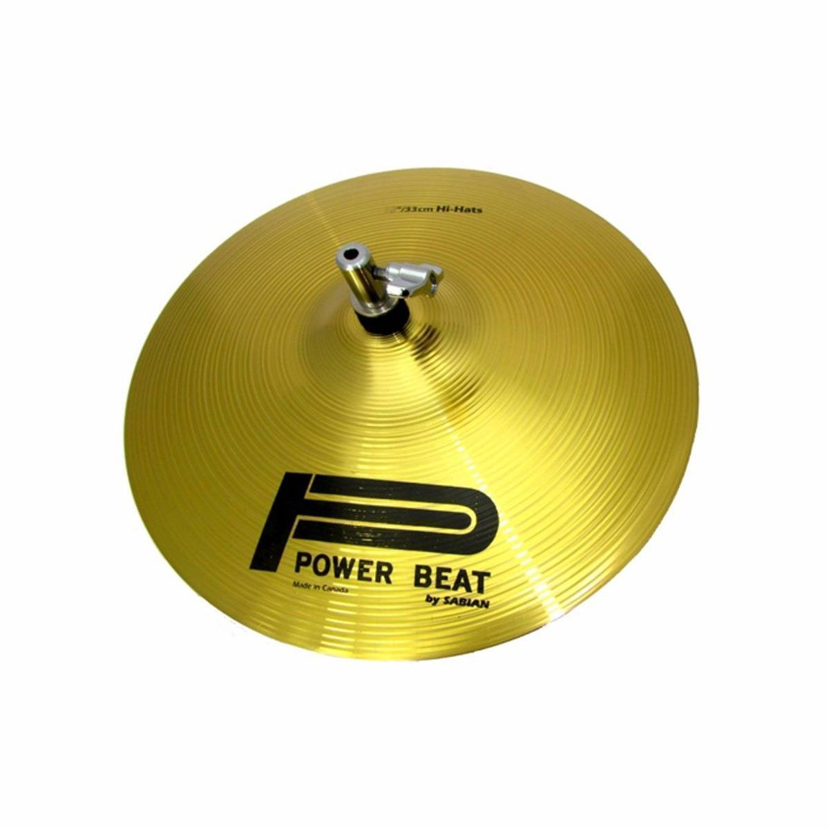 "Platillos Powerbeat 14"" Hi-Hats  91402"