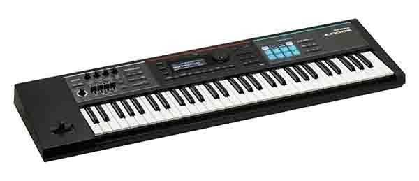 Sintetizador con Sampler Roland JUNO-DS61