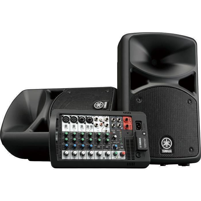 Sistema de Audio Stagepas 400 Bluetooth