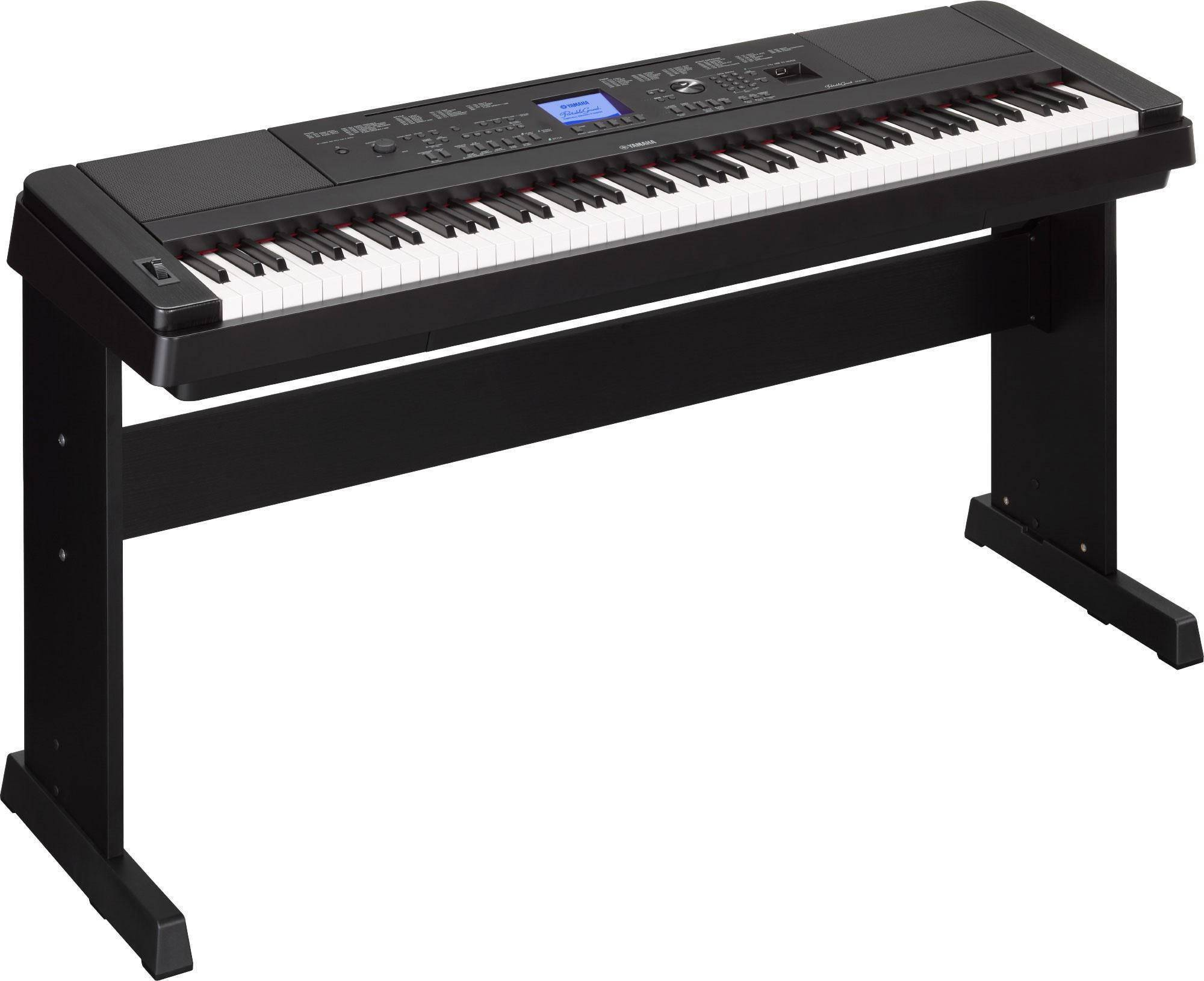 Piano Yamaha Grand DGX-660