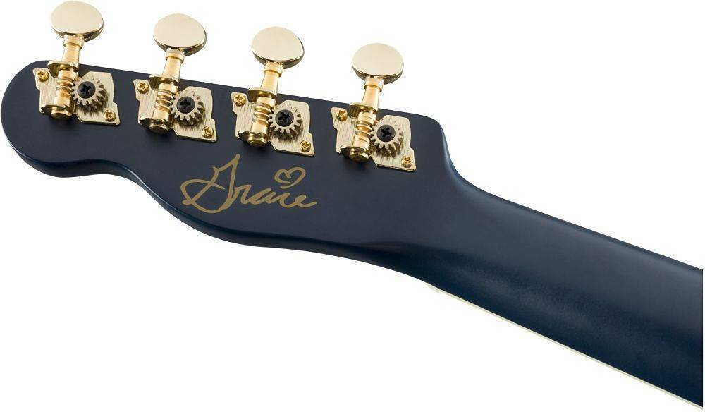 Ukulele Fender Soprano Grace Vanderwaal azul 0971610102