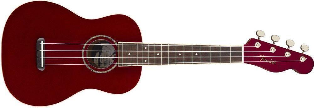 Ukulele Fender Concert Zuma Classic 0971630009