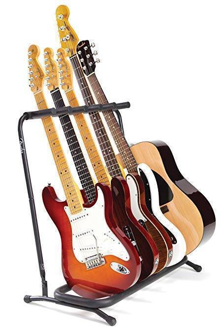 ATRIL PARA 5 GUITARRAS FENDER MULTI STAND 0991808005