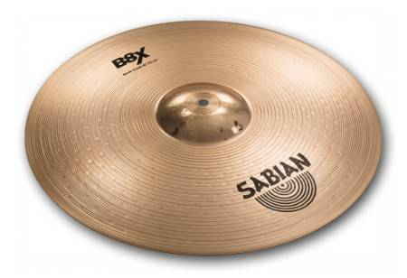 "Platillo Sabian 18"" B8X ROCK CRASH 41809X"