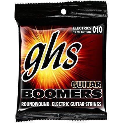 Encordadura para Guitarra Eléctrica Nickel Plated 010-046