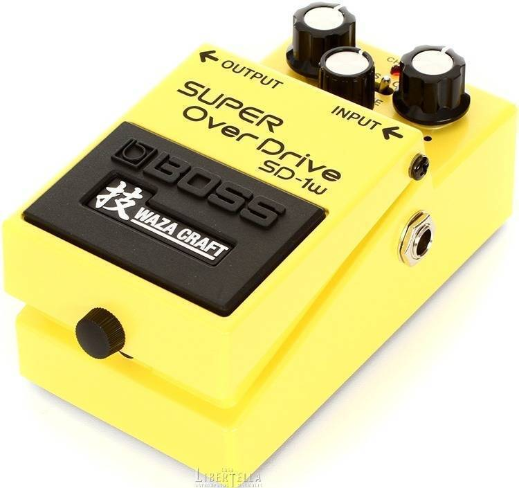 Pedal Roland Super Overdrive Waza