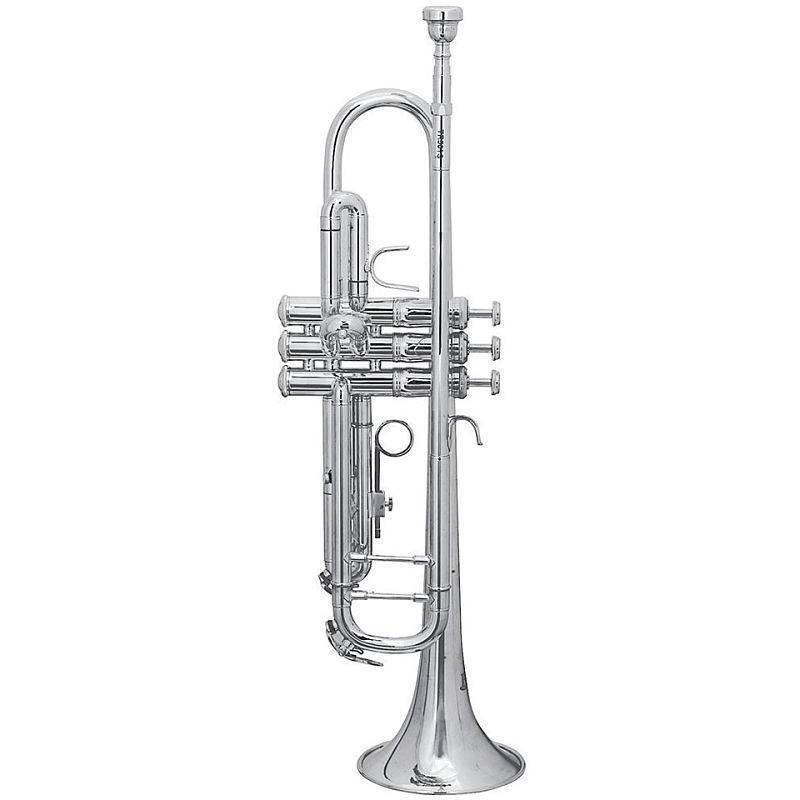 Trompeta Vicent Bach TR501S Plateada