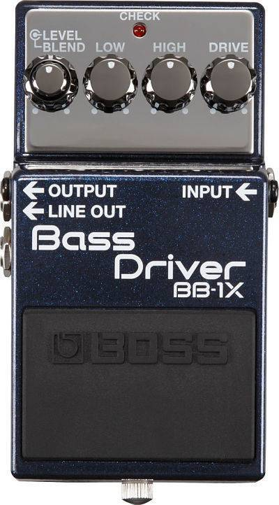 Pedal Bass Driver BB-1X