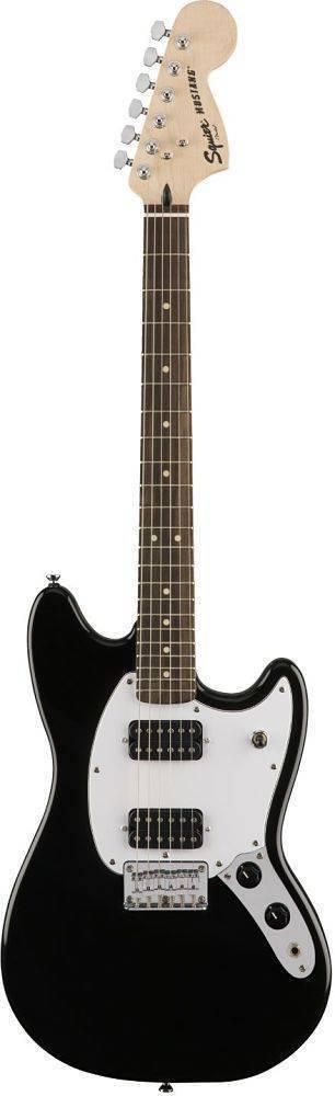 Guitarra Fender Bullet Mustang Negra