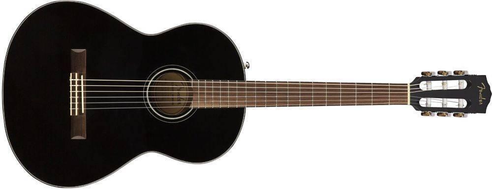 Guitarra Acústica Fender CN-60S 0970160506 cuerdas de nylon