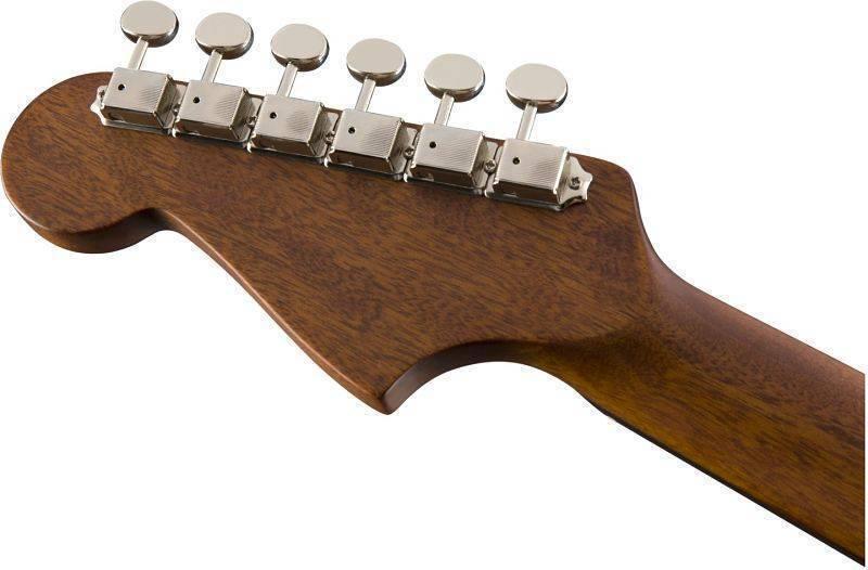 Guitarra Electro Acústica Fender Redondo Player Azul 0970713010