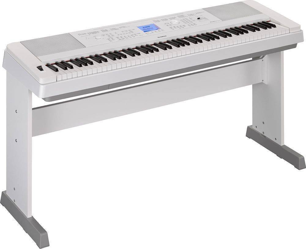 Piano Digital Yamaha DGX660 Blanco