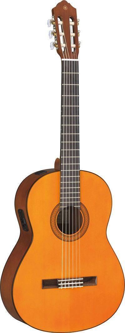 Guitarra Electro acustica clasica Yamaha CGX102