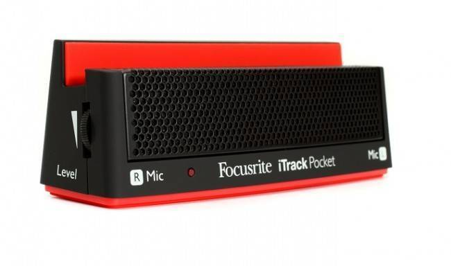 INTERFASE FOCUSRITE ITRACK POCKET