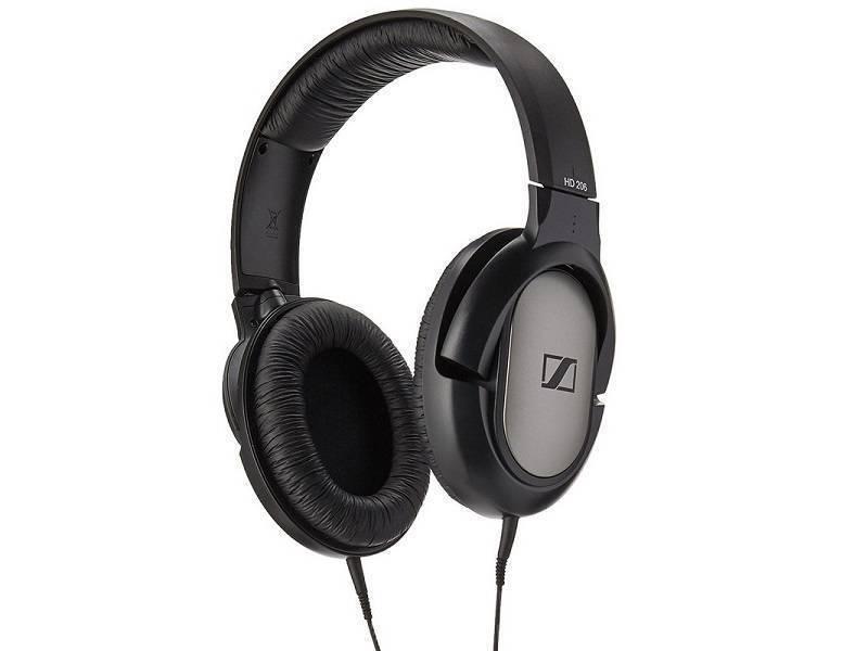 Audifonos supra auriculares para DJ Sennheiser
