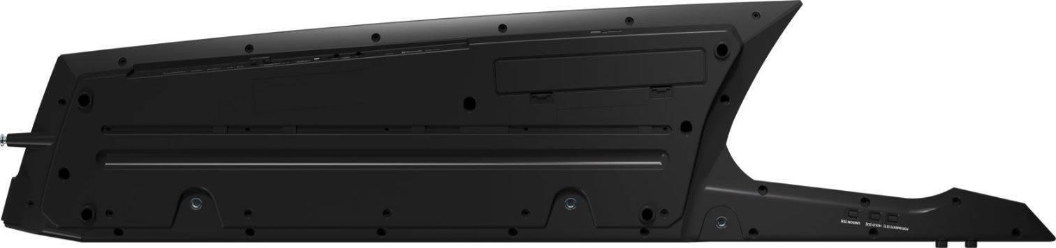 Sintetizador Roland con forma de guitarra AX-EDGE-B color Negro
