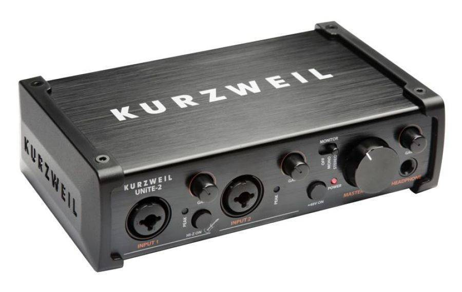Interface de grabación UNiTE-2 Kurzweil