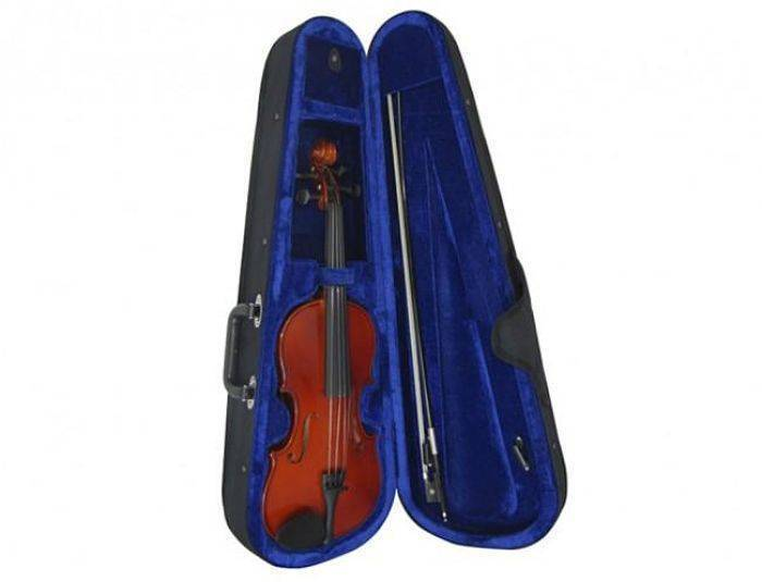VIOLIN ESTUDIANTE 4/4 SKYLARK NATURAL BRILLANTE