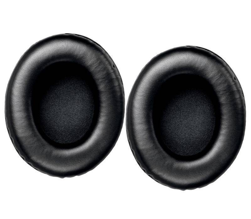 Almohadillas de reemplazo para los audifonos  Shure BRH441M y BRH440M.