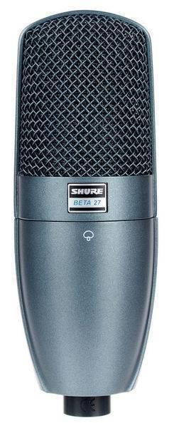 Micrófono De Condensador Shure Beta 27
