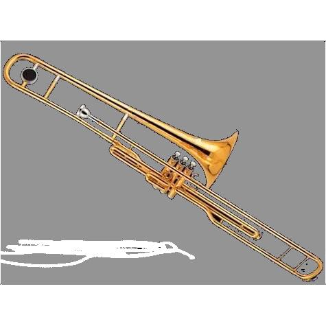 Trombon Embolos En Sib Laquedo Csl-900L Century
