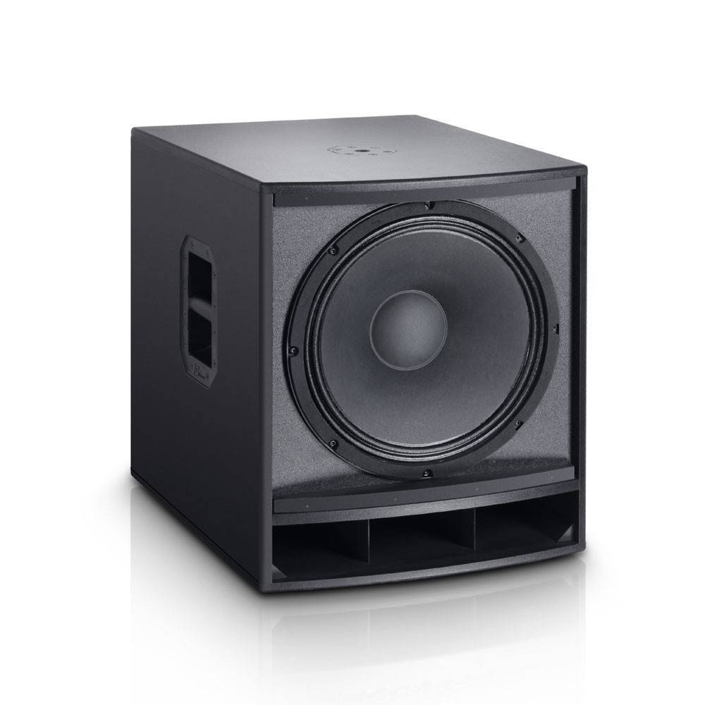 "GT SUB 15A Subwoofer Amplificado 1X15"" 1600 watts 126dB. LD Systems"
