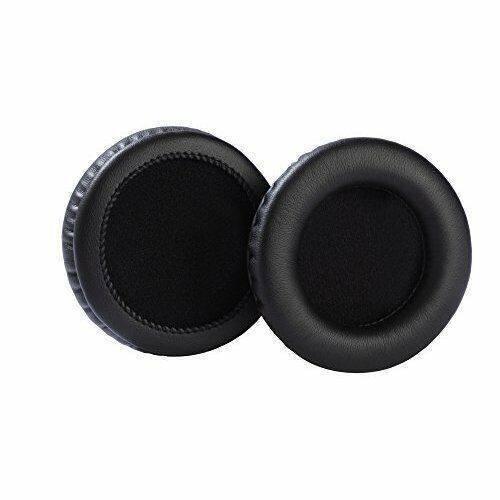 Almohadillas de reemplazo para los audifonos profesionales Shure SRH750DJ