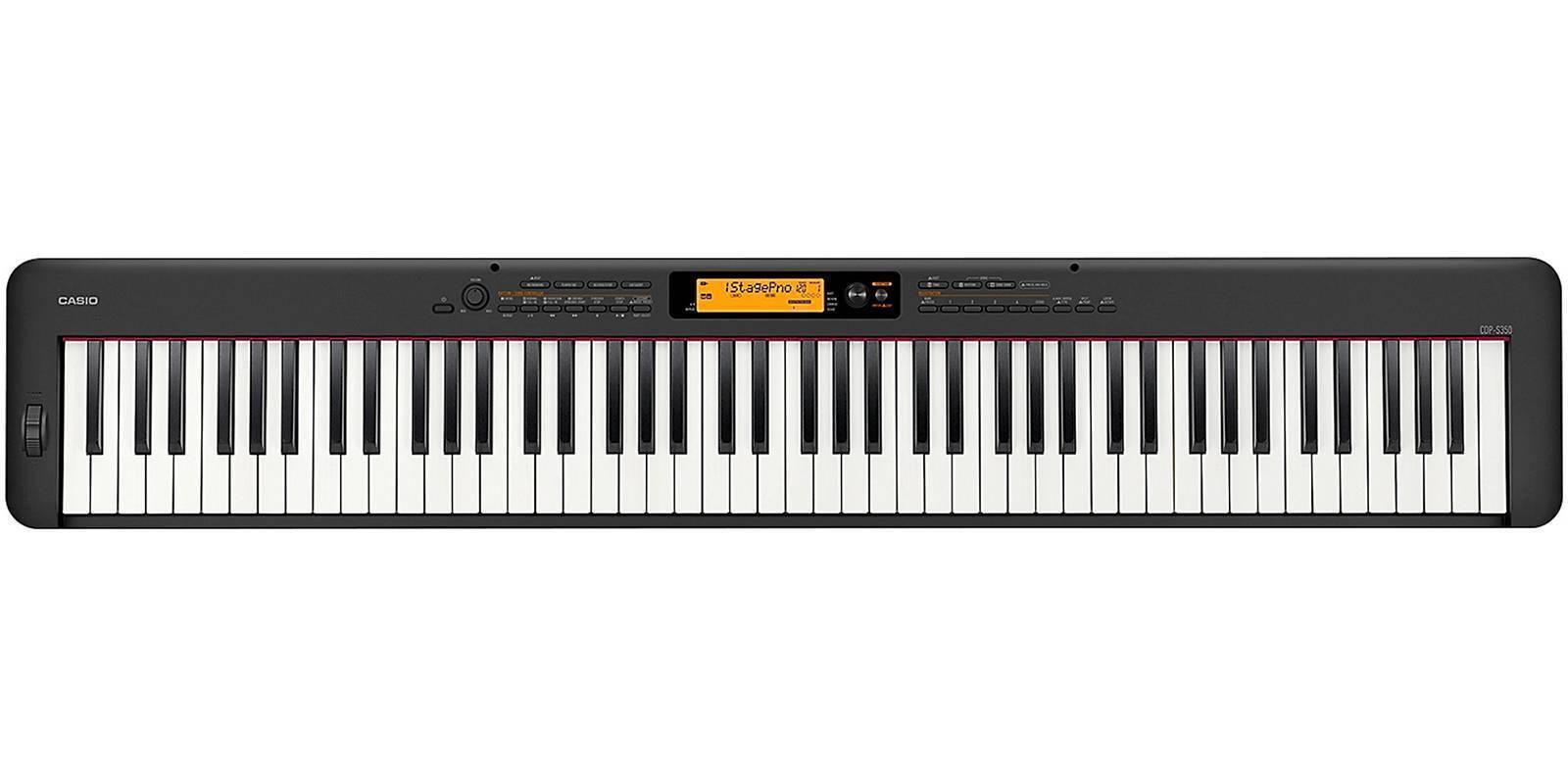 PIANO CASIO DIGITAL CDP-S350