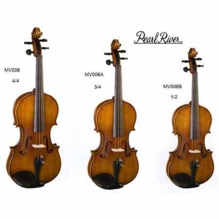 Violin Pearl River MV006A Tipo antiguo