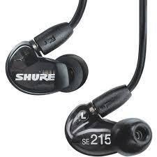 Auriculares de aislamiento de sonido, IN EAR, color negro