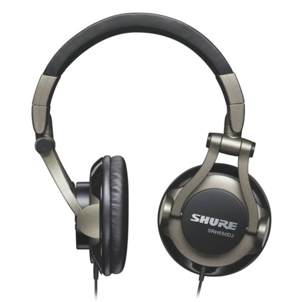 Audifonos Shure para DJ SRH550DJ